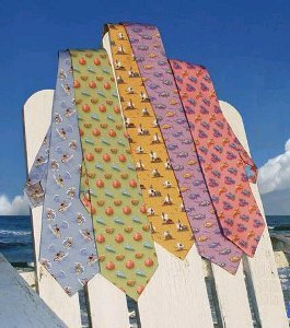 Father and Son Ties
