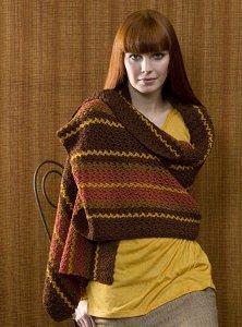 Woven Crochet Wrap