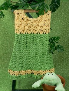 Lemon Drop Toddler Dress