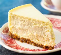 NYC Style Cheesecake