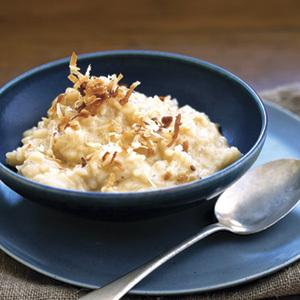 Coconut Rice Pudding
