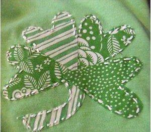 Handmade St. Patrick's Day T-Shirt