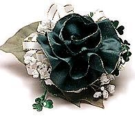 St. Patrick's Day Corsage