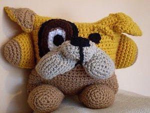 Funmigurumi Poochie Dog No. 6: Baxter