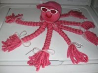 Kids' Yarn Octopus