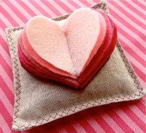 Simple V-Day-Sachet