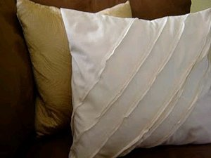 Flap Closure Pillow