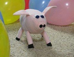 Football Pig