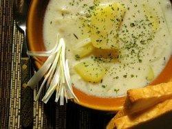 Slow Cooked Potato Soup