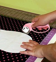 Using a Rotary Cutter