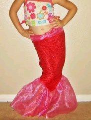 Sparkly Mermaid Tail