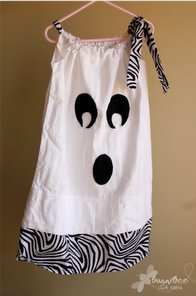 Pillowcase Ghost Dress