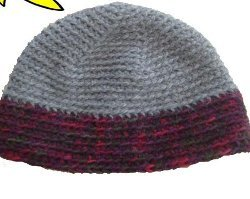 Basic Chunky Hat Crochet Pattern
