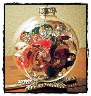 Yule Ball Christmas Ornament