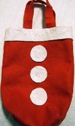 Ho-Ho-Ho Gift Bag