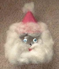 Santa Clause Baby Food Jar