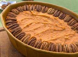 Bourbon Mashed Sweet Potatoes | RecipeLion.com
