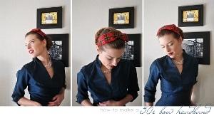 50s Headband