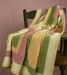 August Moon Baby Blanket