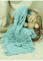 Mayflower Baby Blanket