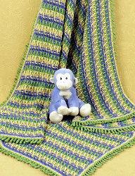 Sheina Baby Blanket