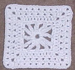 Square (Afghan or Tablecloth)