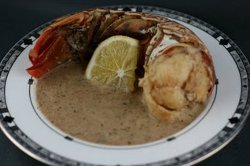 Slow Cooker Lobster Bisque
