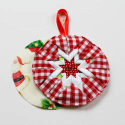 Somerset Star Ornament