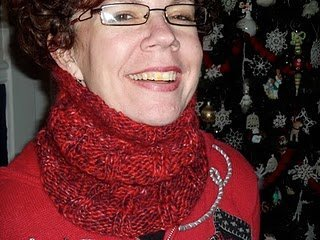 Peppermint Hot CoCowl