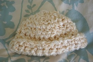 Chunky Newborn Hat