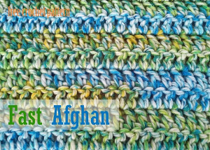 Fast, Easy and Pretty Afghan