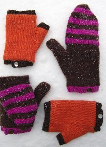 Flip Top Mittens and Hand Warmers