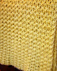 Quick and Simple Afghan