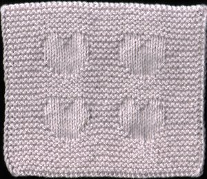 Sweethearts Dishcloth