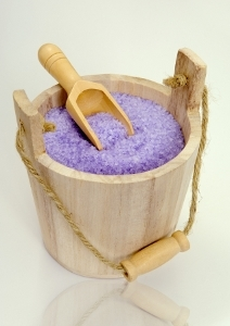 Simple Homemade Bath Salts