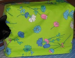 Reversible Sewing Machine Cover Tutorial