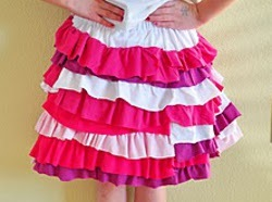 $5 Valentine Skirt