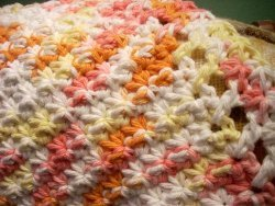 Starburst Dishcloth