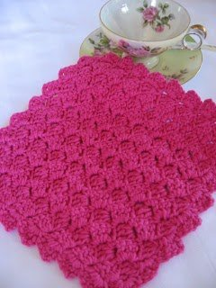 Tulip Stitch Cloth