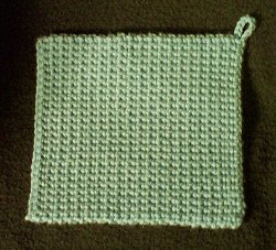 Best Crocheted Potholder