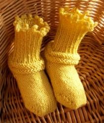 Daffodil Sock Pattern