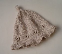 Knit an Easy Baby Hat