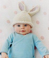 Bunny Beanie Pattern