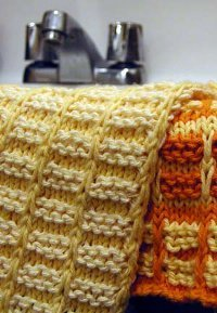 Cotton Dishcloth/Washcloth
