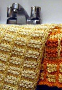 Cotton Dishcloth/Washcloth