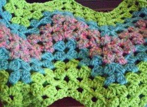 Granny Ripple Crochet