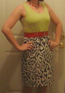 30 Minute Tank Dress