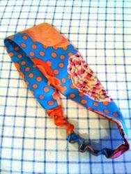 Enclosed Elastic Headband