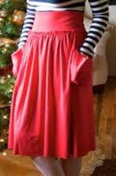 The Jersey Skirt