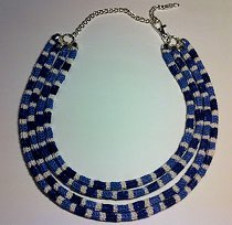 Missoni Knockoff Necklace